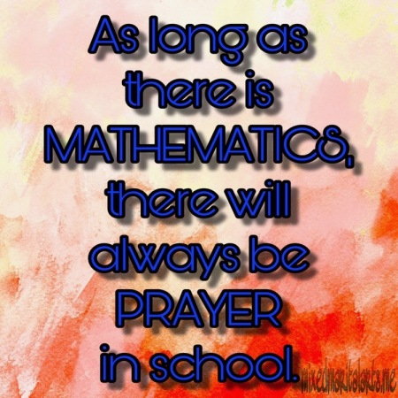 math&prayer